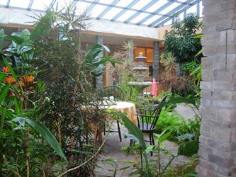 Le jardin d'intérieur, du vert dans la maison