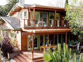 Une maison vraiment écolo