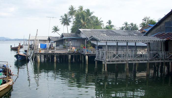 maison thailandaise