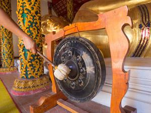 Méditation par les gongs : le corps et les sons