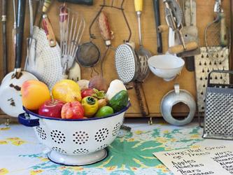 Organisez votre cuisine avec des objets recyclés