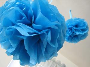 Le papier de soie pour égayer votre intérieur