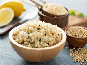 Le quinoa, la star des pseudo-céréales