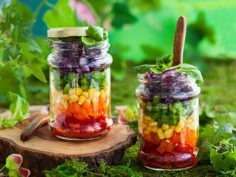 Variez votre alimentation grâce à la Rainbow Food
