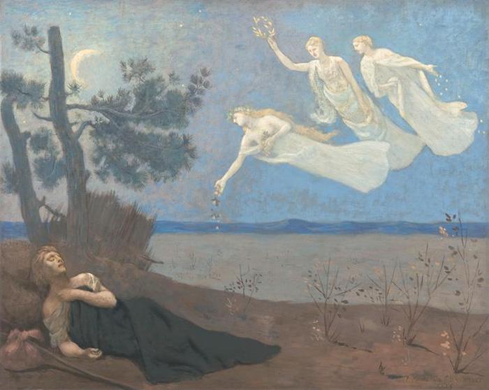 Le rêve de Puvis de Chavannes