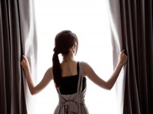 Les rideaux habillent votre intérieur