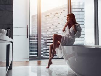 Comment rendre sa salle de bain high-tech