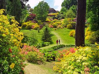 Les différents styles de jardins