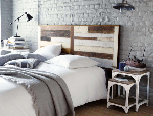 fabriquer sa tte de lit. Black Bedroom Furniture Sets. Home Design Ideas