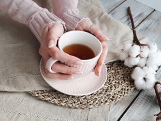 Prendre le thé et enjoliver sa vie