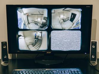 La vidéo-surveillance de votre domicile